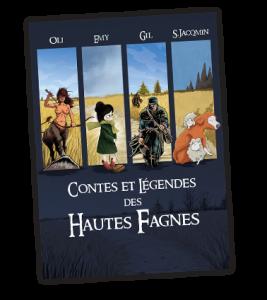 Contes et Légendes des Hautes Fagnes